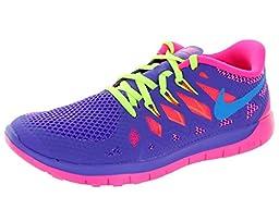 Nike Men\'s Free Running Shoe Black/White-Anthracite