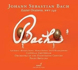 Bach: Osteroratorium BWV 249/Orgelkonzert d-Moll nach BWV 35 & 156