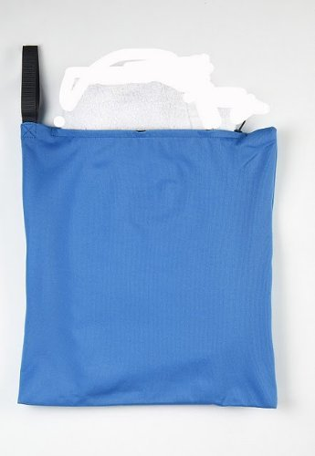 Periwinkle Large Wet Bag by Mommy's Touch