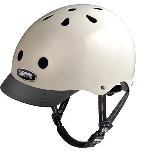 Nutcase Cream Street Helmet, Small