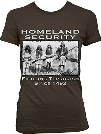 Amazon.com: Native American Homeland Security, Fighting ...