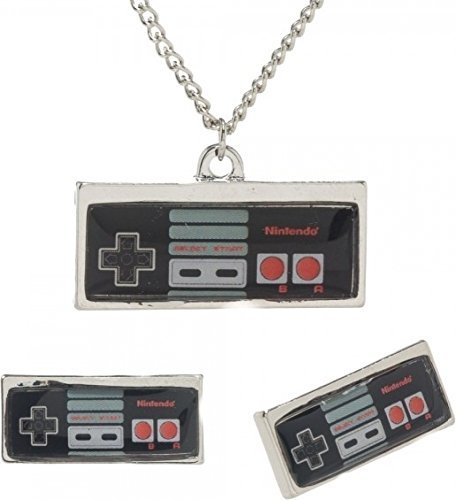 jewelry-set-nintendo-controller-new-necklace-earring-anime-fj1l8rnct-by-nintendo