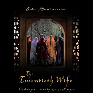 The Twentieth Wife Audiobook