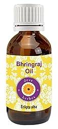 Pure Bhringraj Oil 50ml (Eclipta alba) by Deve Herbes