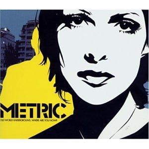 Metric - Calculation (Theme) Lyrics - Zortam Music