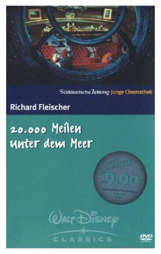 20.000 Meilen unter dem Meer - SZ Junge Cinemathek Nr. 1 [Special Edition]