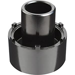 Sunex 10207 2-5/8-Inch Axle Nut Spanner Socket