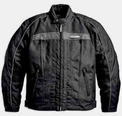 Harley-Davidson? Men's FXRG Textile Motorcycle Jacket. Large 98366-09VM