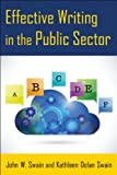 img - for Effective Writing in the Public Sector book / textbook / text book