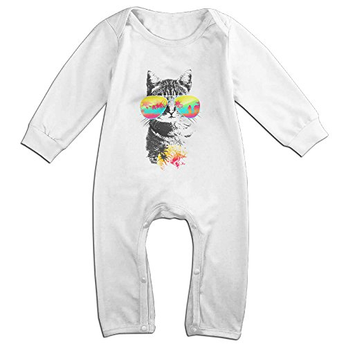 cute-cat-breeze-climbing-clothes-for-infant-white-size-6-m