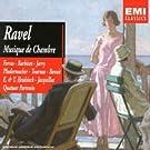 Musique De Chambre : Tzigane, Quatuor A Cordes, Introduction & Allegro...