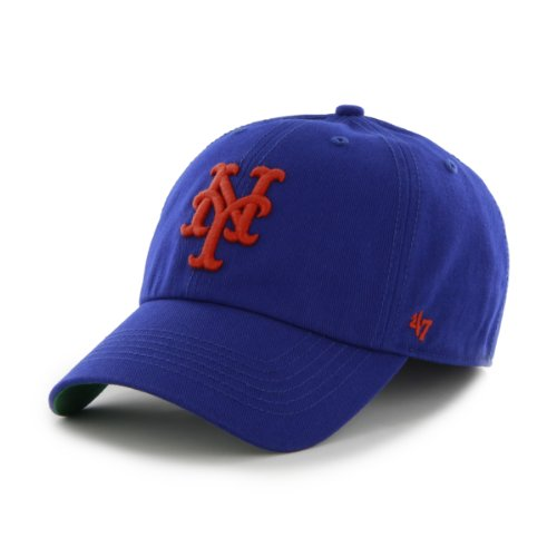 MLB New York Mets '47 Franchise Fitted Hat, Royal, X-Large (47 Emblem compare prices)