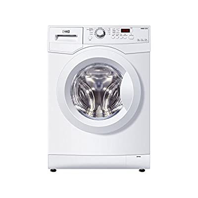 Haier HW60-1279 Fully-automatic Front-loading Washing Machine (6 Kg, White)