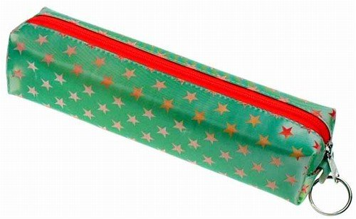 3D Lenticular Pencil / Cosmetic Purse / Case, GLOBO, STARS , Green Red - Buy 3D Lenticular Pencil / Cosmetic Purse / Case, GLOBO, STARS , Green Red - Purchase 3D Lenticular Pencil / Cosmetic Purse / Case, GLOBO, STARS , Green Red (Lantor, Ltd., Apparel, Departments, Accessories, Wallets, Money & Key Organizers, Billfolds & Wallets)