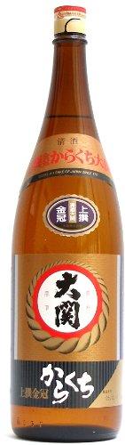 Josen Kinkan Karakuchi Sake 1.8L
