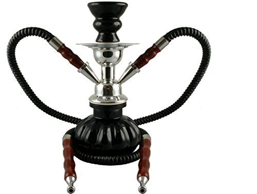 Zebra-Smoke-2-Hoses-Pumkin-Hookah-Color-Varies