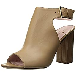 kate spade new york Women\'s Ingrada Dress Sandal, DESERT, 8 M US