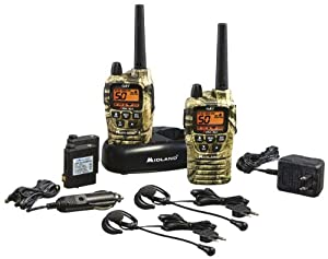Midland GXT2050VP4 50-Channel GMRS with 36-Mile Range