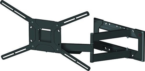 Barkan Mounts 44F Led, Lcd, Plasma Long Wall Mount 4 Movement - Rotate, Fold, Swivel & Tilt Fits Up To 80 In. Pack Of 3