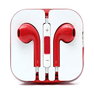Brand New Stylish Design 3.5mm In Ear Earpod Earphones Heands-free Headphone with Mic & Volume Control For Samsung Galaxy Grand 2 / Galaayx Grabd I9080 I9082 / Galaxy Grand Neo