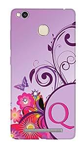 SWAG my CASE PRINTED BACK COVER FOR XIAOMI REDMI 3S PRIME Multicolor