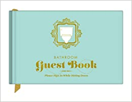 Knock Knock Guest Book