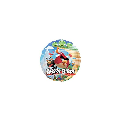 Angry Birds Foil Mylar Balloon (1ct)