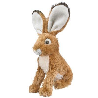 Jack Rabbit Plush Stuffed Animal Wildlife Artists Bunny Rabbit front-359965