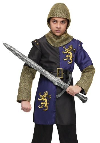 Renaissance Knight Kids Costume