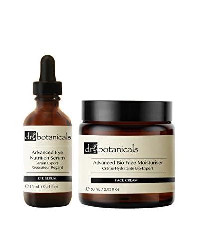 Dr Botanicals Set Facial Advanced Eye Nutrition Serum + Advanced Bio Face Moisturiser