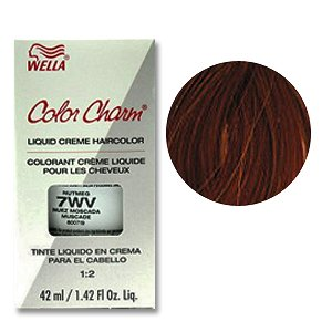 Amazoncom  Wella Color Charm  6R Red Terra Cotta 14oz  Chemical Hair Dye