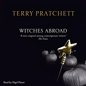 Witches Abroad Audiobook
