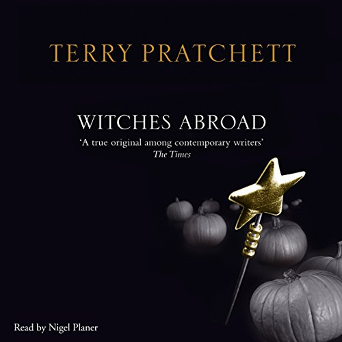 Discworld 12 - Witches Abroad [Fixed - See Description] - Terry Pratchett