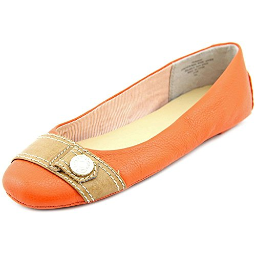 Tommy Hilfiger Minay Leather Flats