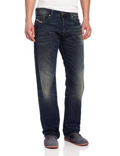Diesel Men's Larkee Regular Straight Leg Jean 0807U by Diesel