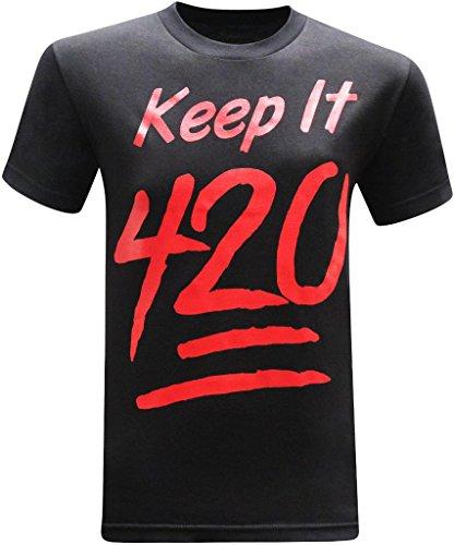 Keep-It-420-Pot-Weed-Stoner-Marijuana-Mens-Funny-T-Shirt