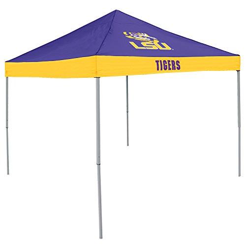 NCAA LSU Fighting Tigers Economy Tailgate Tent