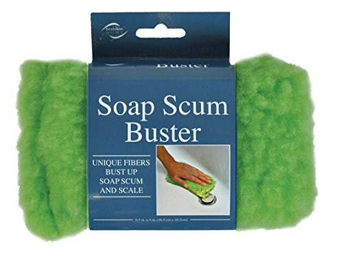 Envision Home Soap Scum Buster Sponge 6 1 2 By 4 Inch