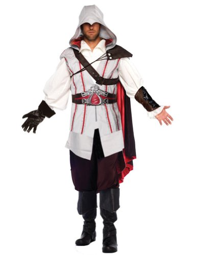 Assassins Creed 2 Mens Costume Xl