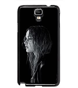 PRINTSWAG BEAUTIFUL GIRL Designer Back Cover Case for SAMSUNG GALAXY NOTE 3 NEO