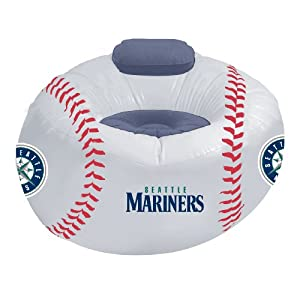 MLB Seattle Mariners Inflatable Air Chair by Northwest
