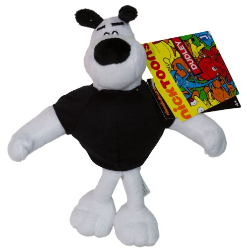 "Dudley ~8"" Plush: Nicktoons Plush Series"