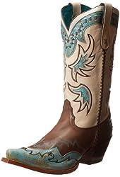 Tony Lama Women's Cassidy-VF6016 Western Boot