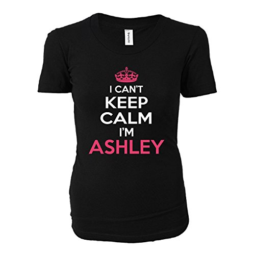 i-cant-keep-calm-im-ashley-funny-gift-ladies-t-shirt-black-ladies-xl