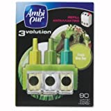 Ambipur Ambi-Pur 3volution Refill for Fragrance Unit Fresh New Day Ref 92978