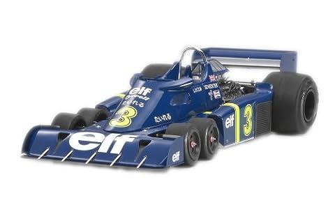 1/20 グランプリコレクションシリーズ No.58 1/20 タイレル P34 1976 日本GP 20058