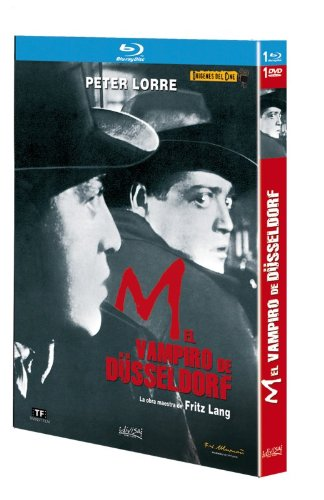 El Vampiro De Dusseldorf [Blu-ray]