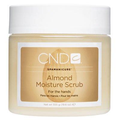 CND Almond Moisture Scrub  3.4oz (formerly SolarManicure)