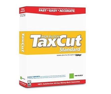 TaxCut 2004 Standard [Old Version]