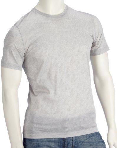 Versace Mens Grey T-Shirt VJ0GL00-V8J341-V020 XX-Large